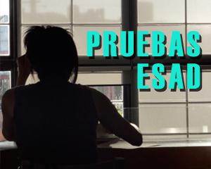 PRUEBAS ESAD
