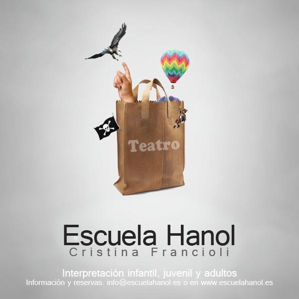 Teatro hanol Cristina Francioli profesora